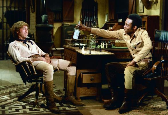 Double Feature: Young Frankenstein and Blazing Saddles (40th Anniversary) Sunday, August 3 • 2 p.m.
