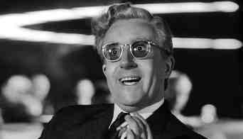 Dr. Strangelove or: How I Learned to Stop Worrying and Love the Bomb (50th Anniversary) Thursday, July 24 • 7:30 p.m. Tours at 5 p.m. and 5:10 p.m.