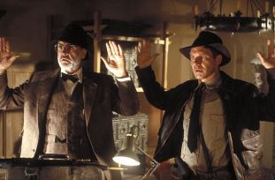 Indiana Jones and the Last Crusade (25th Anniversary) Thursday, June 26 • 7:30 p.m. Tours at 5 p.m. and 5:10 p.m.