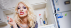Drag becomes Jinkx at Out on Film